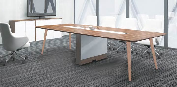 Spark Wood Desking Office Workstation 17