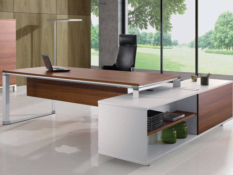Executive Office Table Design