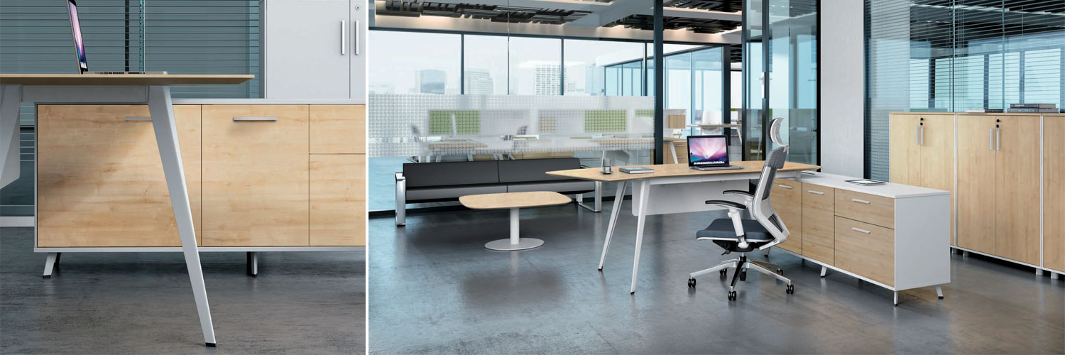 executive laminate tables-spark system