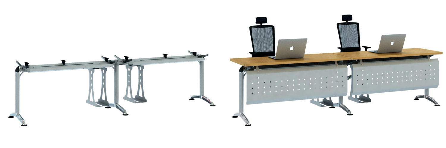 desking work station-dc system