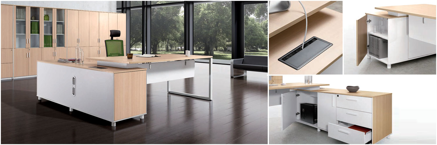 executive laminate tables-linz system