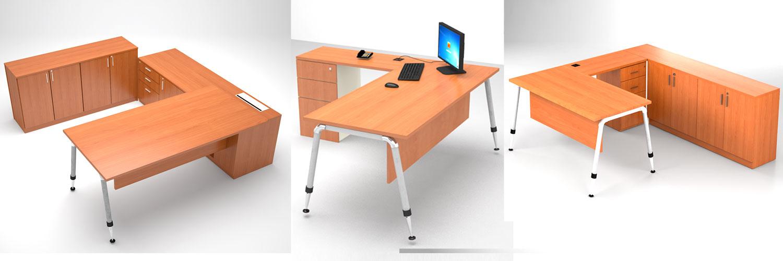 executive laminate tables-rlc
