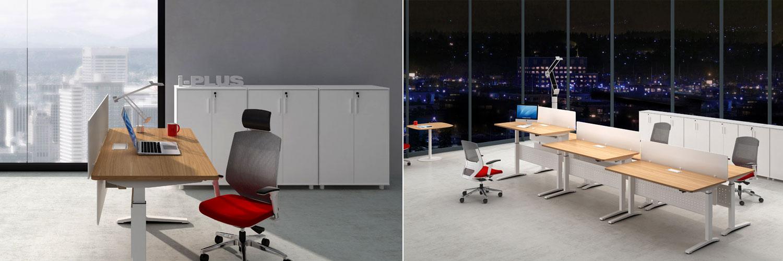 desking work station-i plus system
