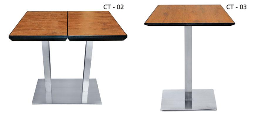 cafe furniture-tables