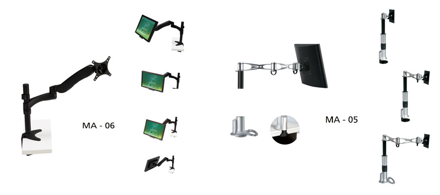 furniture accessories-monitor arms