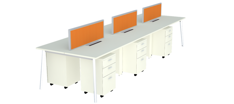 desking work station-line system