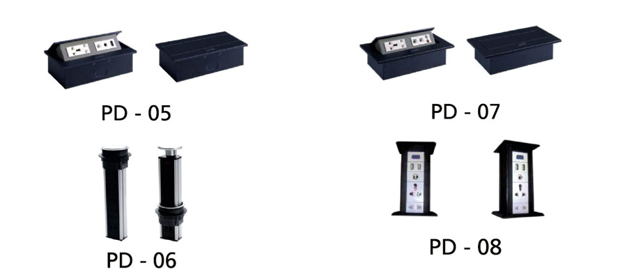 furniture accessories-power docks