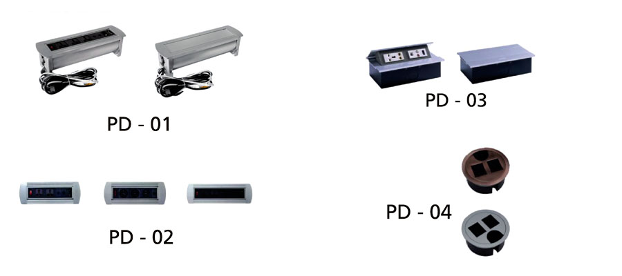 furniture accessories-power docks