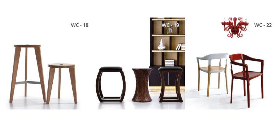 cafe furniture-wooden