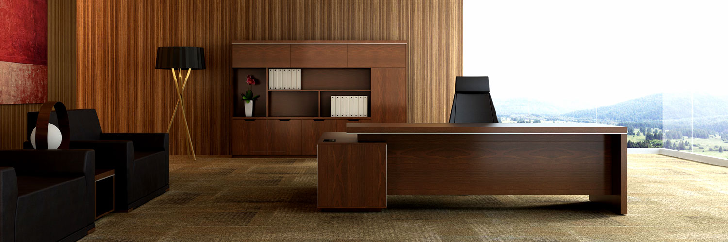 executive laminate tables