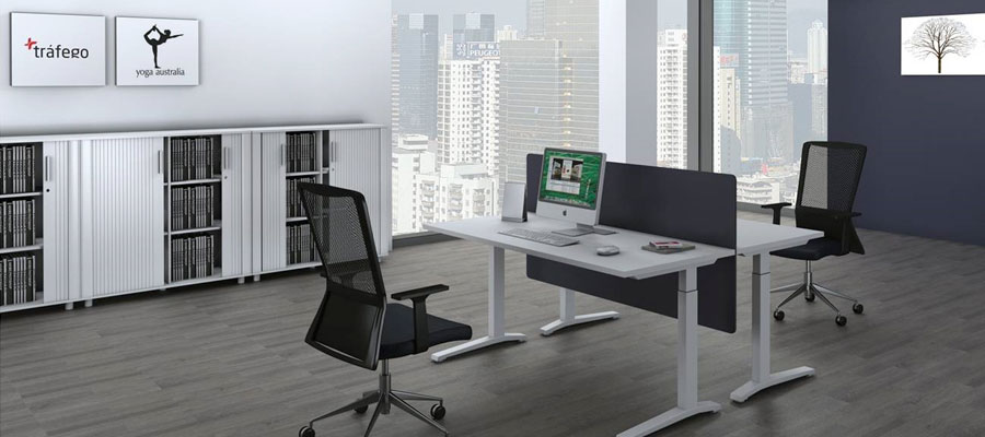 desking work station-i plus system